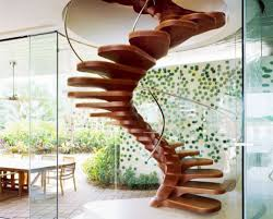 spiral staircases here u0027s a modern contemporary wooden