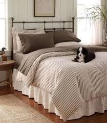 Guest Bedroom Bedding - farmhouse style guest room filled with a mix of new and old and
