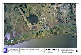 Bethel Alaska Map by Alaska Village Erosion Technical Assistance Program An