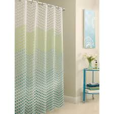 Shower Curtain Green Buy Dot Shower Curtain From Bed Bath U0026 Beyond