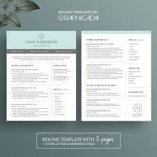 Resume Templates Free For Mac Free Modern Resume Templates Word Resume Template Instant Word