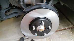 2007 honda accord rotors 2007 2012 honda accord brake project