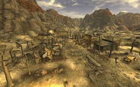 Fallout Nv Map by Bonnie Springs Fallout Wiki Fandom Powered By Wikia