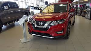 nissan murano red 2017 2017 nissan rogue sl ruby red sherwood nissan youtube
