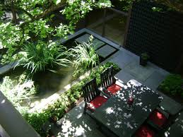 courtyard ideas wasted outdoor space given new life james bertrand hgtv