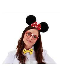 minnie mouse costume minnie costume kit disney spirithalloween