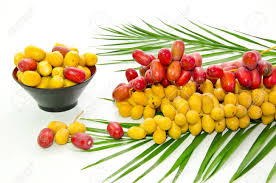 fresh dates fruit fresh date fruit on white background stock photo picture and