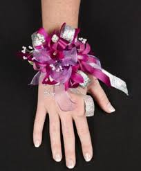 prom corsage purple paradise prom corsage lulu s flowers
