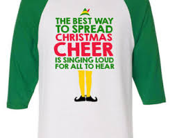 buddy the elf etsy