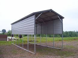 good metal rv garage ideas cheap metal rv garage