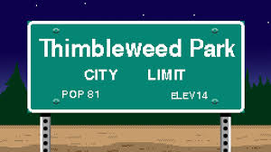 Tumbleweed Park Map Thimbleweed Park A New Classic Point U0026 Click Adventure By Ron