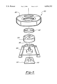 patent us6056352 sunroof assembly for an automotive vehicle and