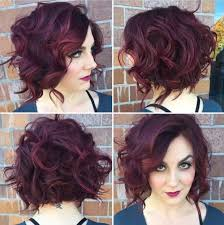 Curly Bob Frisuren by 30 Stylish Hairstyles For And Curly Wavy