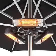Freestanding Infrared Patio Heaters by Heatmaster Ultra 1500w Free Standing Patio Heater Garden Street