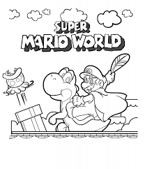 super mario coloring pages print coloring pages kids collection
