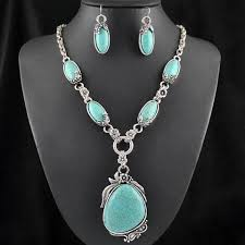 turquoise necklace sets images Jewelry sets west coast cowgirl jpg