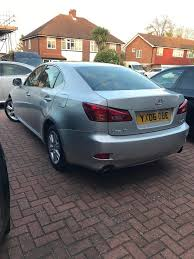 lexus hull used cars lexus is250 2006 silver manual full service history 1 prev owner