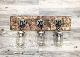 Western Vanity Lights Rustic Bathroomighting Fixtures Inside Ideas Photos Throughout Diy