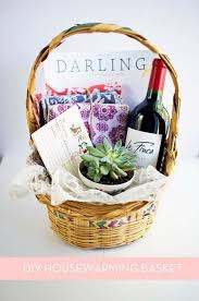 Housewarming Gift Basket 45 Creative Diy Gift Basket Ideas For Christmas For Creative Juice