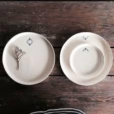 monogrammed dishes monograma margarida fernandes monogrammed dishes kinfolk lisbon