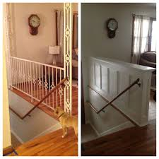 Railing Banister Best 25 Entry Stairs Ideas On Pinterest Wasted Space Ideas