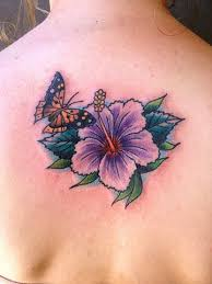 50 beautiful hibiscus tattoos