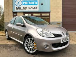 renault clio sport 2004 used renault clio 2 0 for sale motors co uk