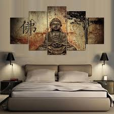 zen wall decor home design