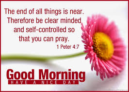 8 morning bible quotes