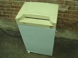 302 sc 669 6s fast stripcut german industrial paper shredder