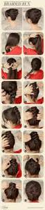 How To Do Easy Hairstyles Step By Step by 473 Best Easy Hair Styles For Travel Images On Pinterest