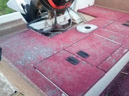 Boat Carpet Adhesive Marine Carpet Vs Home Depot Outdoor Page 1 Iboats Boating