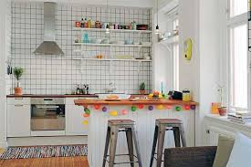 Open Kitchen Designs In Small Apartments Inspiring Fine Kitchen - Designs for small apartments