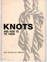 knots and how to tie them boy scouts of america pdf knot