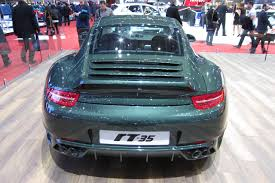 ruf porsche wide body ducktail on a turbo 6speedonline porsche forum and luxury car