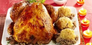 cuisine repas repas de noël les accompagnements à servir avec la volaille