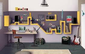 accessoire chambre ado deco chambre ado mur