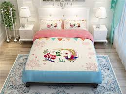Queen Bedding Sets For Girls by Online Get Cheap Peacock Bedding Full Aliexpress Com Alibaba Group