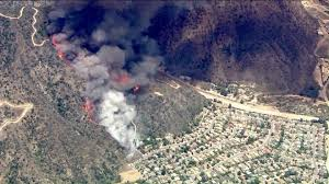 Wildfire Evacuation Levels by Mandatory Evacuations Ordered As 2 Wildfires Burn 4 500 Acres In