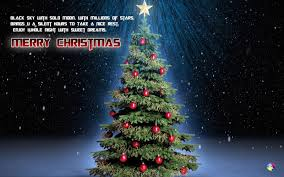 Quotes Christmas Tree Beautiful Sms For Good Night And Christmas Love Romance