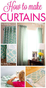 How To Sew Blackout Curtains How To Make Curtains Diy Tutorials House And Sewing Projects