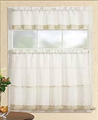 kitchen curtains sets amazon com