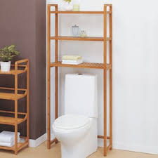 Bathroom Hutch Over Toilet Bathroom Shelving Over Toilet Shelves Ideas