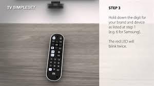 universal remote control u2013 urc 6820 zapper how to setup by
