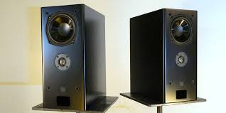 Bookshelf Speakers With Bass Monoprice Monolith K Bᾱs Bookshelf Speakers Review Audioholics