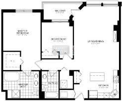 Bca Floor Plan Atelier 5556 N Sheridan Edgewater Condo Information