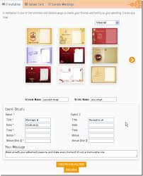 Wedding Invitations Online Free 5 Free Websites To Design Online Wedding Invitations