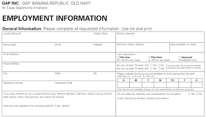 burlington coat factory hours on thanksgiving old navy job application u2013 printable job employment forms