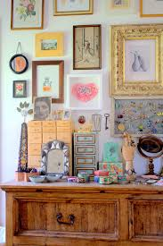 diy collage frames bedroom shabby chic style with wall art wall