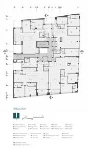 apartments plan for residential building layout plan of